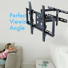 Articulating Solid Dual Arm TV Wall Mount Holder Flexible Stand 32 39 42 48 55