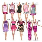 1 Pcs Widding Dresses for Barbies Princess Dolls 27 Styles for Choose Lovely NJC