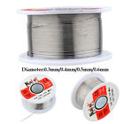 50g 0.3-0.6mm Tin Lead Roll 60/40 Rosin Core Flux Solder Wire cored Soldering LJ