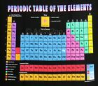 PERIODIC TABLE OF THE ELEMENTS--Chemistry Science Teacher T shirt NEW size S-3X