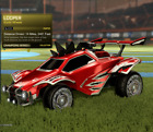 Xbox One ALL Painted LOOPERS on Rocket League! NEW LOW PRICES!