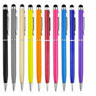 20X 2in1Touch Screen stylus And Dual-Use Multi-Color Capacitive&Ballpoint Pen AA