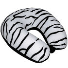 Ultralight Micro Beads U Shaped Neck Pillow Travel Head Cervical Support Cushion