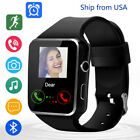 Smart Watch Watch Cell Phone Camera Handsfree Call for Android Men Women Gifts