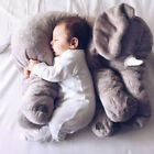 Long Nose Elephant Doll Pillow Soft Plush Stuff Lumbar Pillow For Baby Kids Toys
