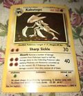 Kabutops Holo Rare Pokemon Card 9/62 Fossil Set Top Loaded EXCELLENT