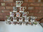 Emma Bridgewater Large Collection of ½ Pint Mugs – 16 Designs - Brand New