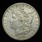 1890-S Morgan Silver Dolllar United States Coin (cn4766)