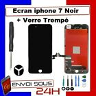 ECRAN LCD VITRE TACTILE NOIR BLANC IPHONE 7 7 plus iphone 8 OU 8 PLUS