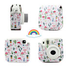 Fujifilm Instax Mini 8 9 Instant Polaroid Camera Cover Shoulder Bag Case Shell <br/> ✅Fit Perfectly✅Better Quality ✅20+ Pattern Available