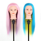 """Salon New 26"""" Cosmetology Doll Training Practicing Mannequin Head with Clamp LJ"""