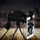 Focus Zoom Outdoor Monocular HD Vision Telescopes ilitary Monoculars Optic Len