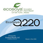 250g,500g,1kg,2kg EcoSoya Quantum Q220 for Container Candles - Soy / Soya Wax