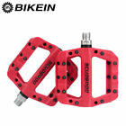 BIKEIN Bicycle Nylon Carbon Fiber Bearnings Pedals Fixed-Gear BMX Mountain Road