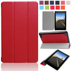 Magnetic Leather Stand Case Cover Stand For 2017 Amazon Kindle Fire 7 HD 8 10