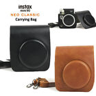 For Fujifilm Instax Mini 90 NEO Instant Camera Shoulder Case Cover Pouch PU Bag