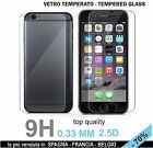 X2 FILM tempered glass tempered glass FRONT+BACK for IPHONE 6 6S 9H 2.5D