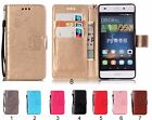 flip COVER leather case for HUAWEI P8 P9 lite Plus G8 honor 5 c 5 x y6 y625 nexu