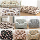 1-4 Seater Stretchy Sofa Couch Covers Chair Covers Dustproof Easy To Install