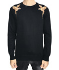 """Catch Jeans - Parrot """"Embroidered"""" Sweatshirt For Men"""