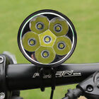 6x CREE XML T6 LED Front Bicycle Bike Rechargeable Head Light Torch Headlight