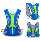Hydration Water Bladder Bag Running Cycling Large Vest Backpack Sports Camping