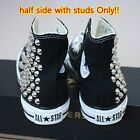 Genuine CONVERSE All star Chuck Taylor as core Hi with half side studed Sheos