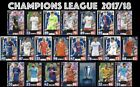 2017 2018 Topps Match Attax UEFA Champions League HAT-TRICK HEROS cards
