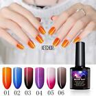 Soak Off Gel Color Coat UV& LED Nail Gel KECP