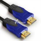 HDMI Cable 1.5ft-30ft -HDMI 2.0 (4K @ 60Hz) Ready - 28AWG Cord High Speed 18Gbps