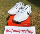 BRAND NEW NIKE Lunar Control Vapor 2 Golf Shoes Anthracite Wolf Grey White Black