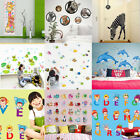 Wall Stickers Kindergarten Children Bedroom Bathroom Decals Popular NEUS