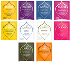 Pukka Herbal Organic Teas Tea (10 Sachets) - Choose From 10 Varieties Flavours