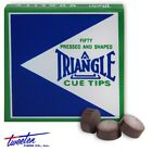Tweeten Master Triangle Cue Tip Snooker / Pool 10mm, 11mm, 12mm, 12.5mm 13mm £5.1 GBP on eBay