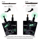 Wireless Charger Receiver For iPhone,Samsung,SONY,LG,Blackbery,Leno Qi