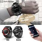 Satch OLED Screen Heart Rate Monitor IP68 Waterproof Smart Watch for Android IOS
