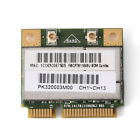For Intel AMD 802.11 B/G/N Bluetooth + WiFi Wireless Wlan Mini PCI-E Card Lot LJ