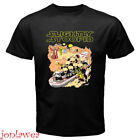 Slightly Stoopid Band Tour Poster Logo Mens Black T-Shirt Size S to 3XL image