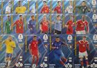PANINI WORLD CUP FIFA 2018 RUSSIA rare GOAL STOPPERS & POWER 4 & RISING STAR