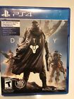 PS4 game Destiny Play Station 4 War Acción 1 player Network Multiplayer 40GB ...