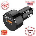 AUKEY CC-T12 Car Charger with Quick Charge 3.0 for Samsung HTC LG and more - NEW
