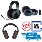 Ear Force Stealth Wireless PC Gaming Headset w/ DTS HeadphoneX7.1 Surround Sound