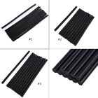 10Pcs 7/11mm Hot Melt Gun Glue Sticks Soild Black Adhesive Thermal stability