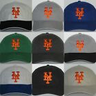 New York Mets Polo Style Cap ✨Hat ✨CLASSIC MLB PATCH/LOGO ✨10 COOL COLORS ✨NEW on Ebay