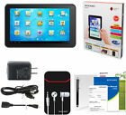 """9"""" Android 4.4 KitKat Quad Core Tablet PC 8GB Dual Camera WiFi Bundle w/Keyboard"""