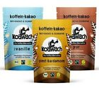 koawach Bestseller Set 3x 220g - Kakao mit Guarana - Bio, Fairtrade, Vegan