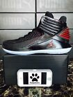 """Nike Air Jordan 32 """"MJ Day"""" Banned Bred Black Red AA1253-001 Size 11.5"""