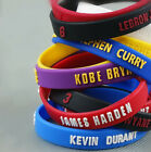 RELIEF Bracelet Basketball Wristband Strap CURRY JAMES ROSE PAUL DURANT BRYANT