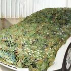 Camouflage Net Army Military Camo Net Car Covering Tent Hunting Blinds Nettin E~