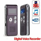 Mic 2GB Voice Activated USB Digital Audio Voice Recorder Dictaphone MP3 af